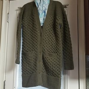 Cardigan Sweater nwot